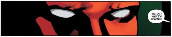 Vision Eyes Avengers #0