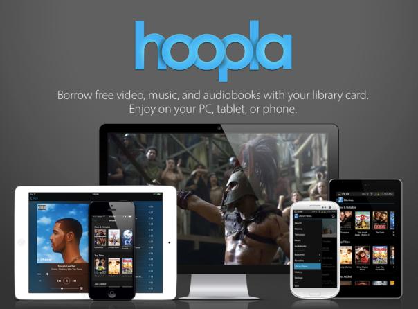 Hoopla Digital